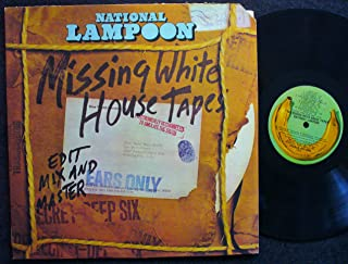 The Missing White House Tapes