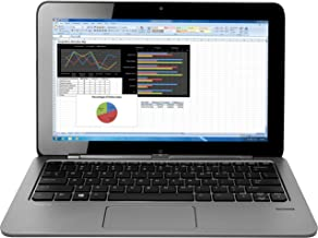 "HP Elite x2 1011 G1 Ultrabook/Tablet - 11.6"" - BrightView, in-Plane Switching (IPS) Technology - Wireless LAN - Intel L8D6..."