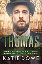 Thomas: BWWM, Plus Size, Marriage Of Convenience, BBW, Billionaire Romance (Members From Money Season Two Book 24) (English Edition)