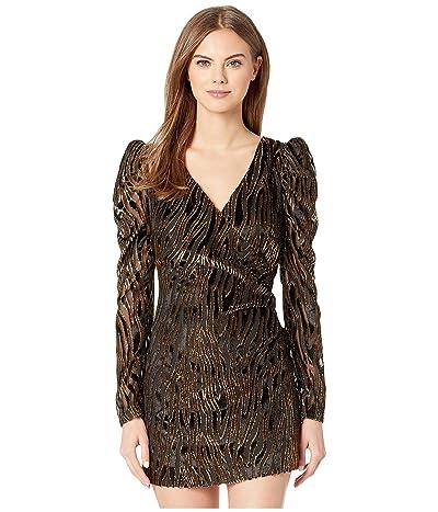 Rachel Zoe Amari Dress (Black) Women