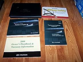 Best 2009 hyundai santa fe owners manual Reviews