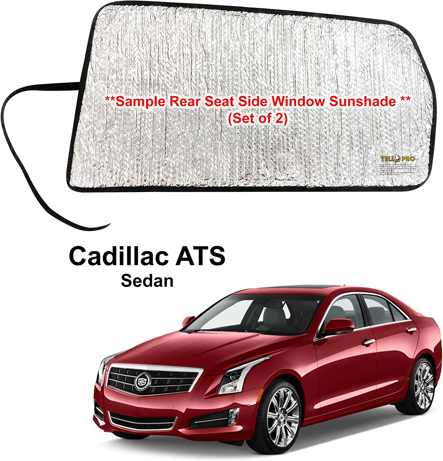 All items in the store YelloPro Auto Side Window Ranking TOP3 Rear Seat 2013 Custom for Sunshade Fit