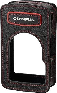 OLYMPUS デジタルカメラケース 本革 ブラック CSCH-109