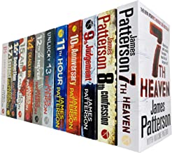 Women's Murder Club by James Patterson 12 Books Collection Set ( Books 7 - 18)