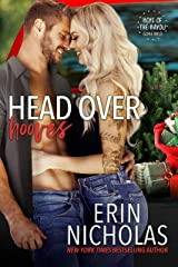 Head Over Hooves (Boys of the Bayou Gone Wild): a hot holiday fling, small town rom com Kindle Edition