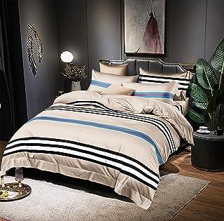 Flower Comforter 3Pcs Set Single 160x220cm, AI1207S, beige