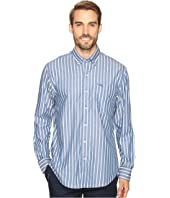Tommy Bahama - Cabana Stripe Long Sleeve Woven Shirt