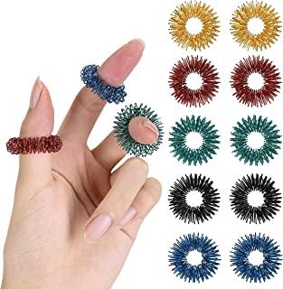 Mr. Pen Spike Sensory Rings, 10 pc