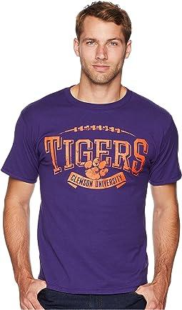 Clemson Tigers Ringspun Tee