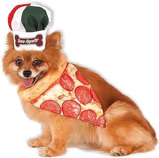 Bone Appetite Pizza Chef Pet Set, Medium/Large