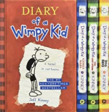 Diary of a Wimpy Kid Box of Books 1-4 Revised Pdf