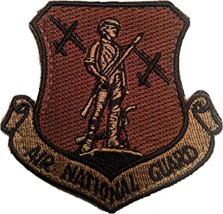 Air National Guard C-130 OCP Velcro patch (Spice Brown)