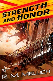 Strength and Honor: A Novel of the U.S.S. Merrimack