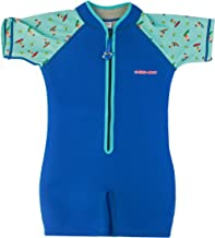 Cheekaaboo Wobbie Kids One Piece UV Protection Thermal Swimsuit for Boys and Girls, 2-8 Years