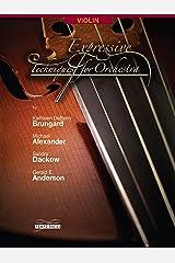 Expressive Techniques for Orchestra - Violin Paperback