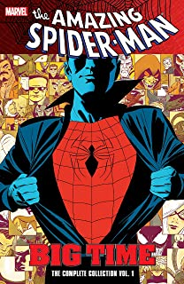 Spider-Man: Big Time: The Complete Collection Vol. 1: Big Time Ultimate Collection (Amazing Spider-Man (1999-2013)) (Engli...