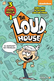 Loud House 3-in-1 #2: After Dark, Loud and Proud, and Family Tree (The Loud House)