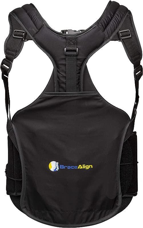 VertebrAlign TLSO Thoracic Medical Back Brace L0456 L0457 Universal Size