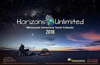 Motorcycle Adventure Travel Calendar 2018