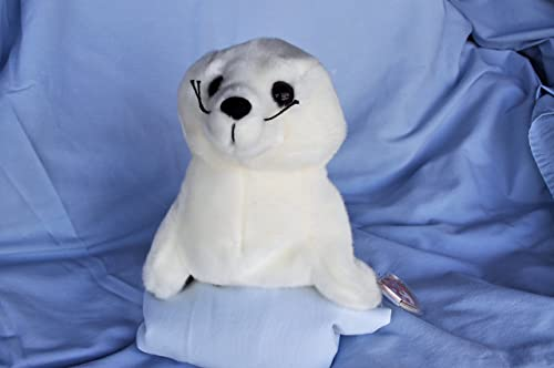 TY Beanie Buddy - SEAL the Weiß Seal (seamore) by Ty Inc. (English Manual)