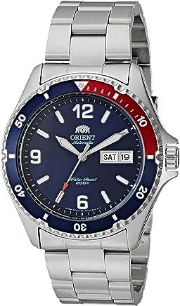 ORIENT オリエント FAA02009D9 MAKO Ⅱ 自動巻き 男性用 メンズ 腕時計 [並行輸入品]