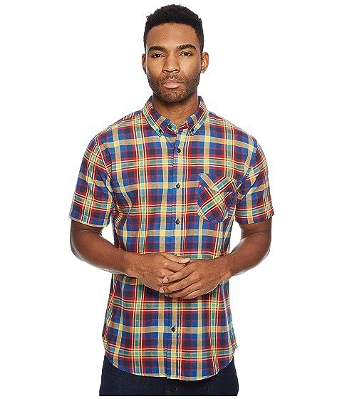 de camisa corta azul manga Morris Multi Levi's® H6nUA