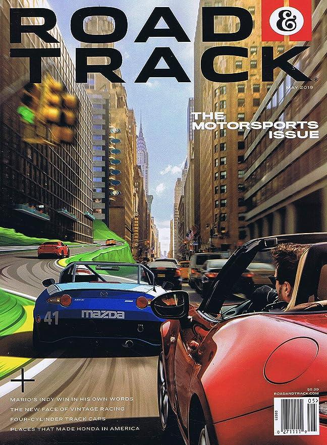 一般的に言えば合理化貫通Road & Track [US] May 2019 (単号)