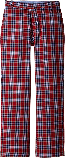 Fancy Tartan Pants (Big Kids)