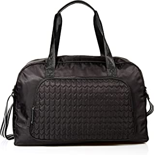 Geo Quilted Duffle
