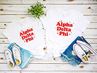 retro sorority shirts