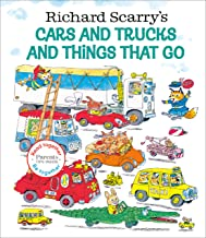 Richard Scarry's Cars and Trucks and Things That Go (Read Together, Be Together)