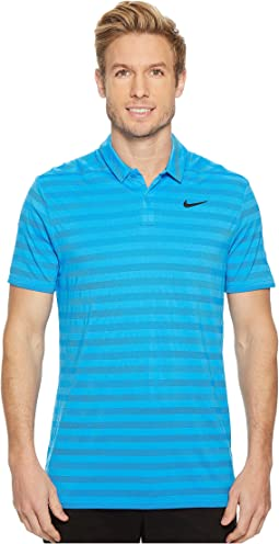 Nike Golf - Breathe Stripe Polo OLC