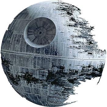 Star Wars The Child Gr/ö/ße 50 x 70 cm 14061h Aufkleber Baby Yoda Dekoration Komar Mandalorian Deco-Sticker Wandtattoo Sticker