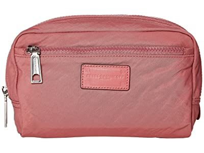 Rebecca Minkoff Nylon Cosmetic Pouch (Fig) Wallet Handbags