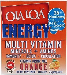 Energy Supr Multi Orange 30 PKT - Ola Loa