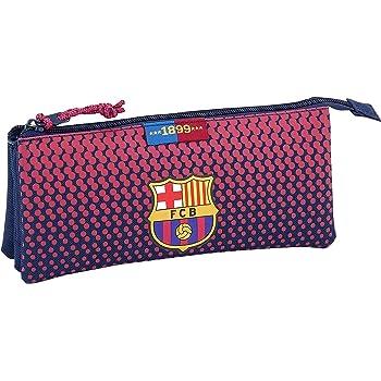 Safta F.C Barcelona Oficial Estuche Escolar