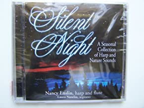 harp silent night