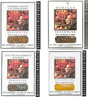 Bittersweet Herb Farm Flavor Dip Mix Variety Pack -