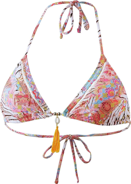 Watercult Creative Manifesto Halter Bikini