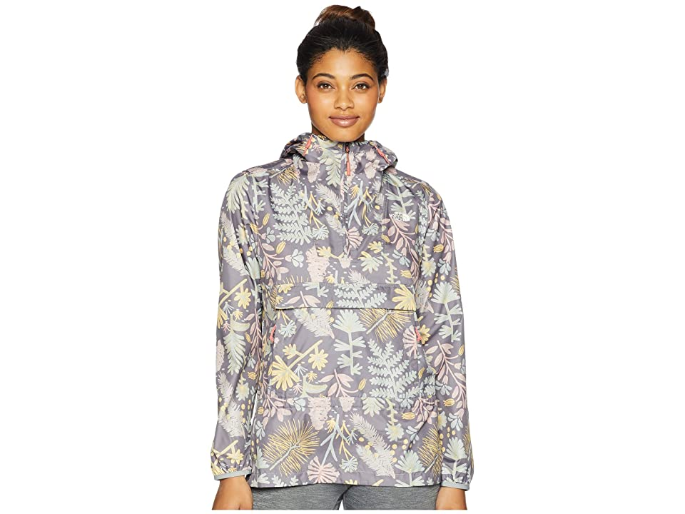 The North Face Fanorak (Medieval Grey/Woodland Floral Print) Women
