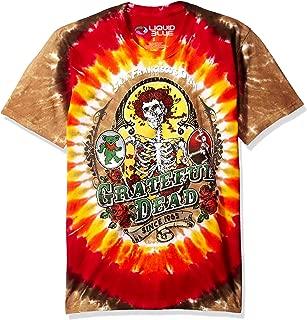 Men's Grateful Dead Bay Area Beloved Tie Dye Short Sleeve T-Shirt