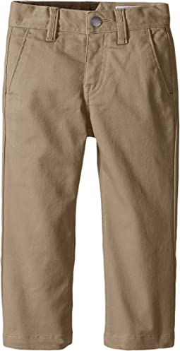 Volcom Kids Frickin Modern Stretch Chino Pants (Toddler/Little Kids)