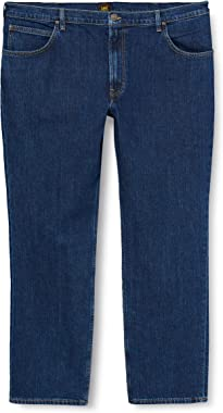 Lee Hombre Brooklyn Straight Jeans