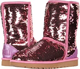 5bfd8c2153b Real hot pink ugg boots uggs black tall sequin boots + FREE SHIPPING ...
