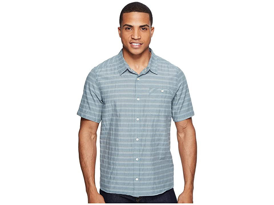 Toad&Co Wonderer S/S Shirt (Hydro) Men