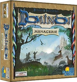 Rio Grande Games Dominion Menagerie Card Game
