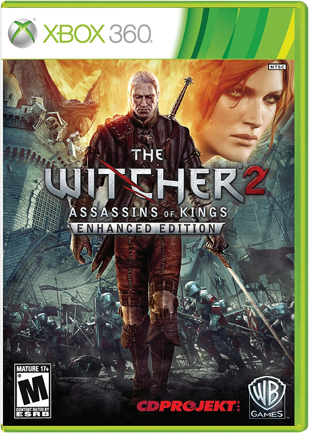 The Witcher Year-end annual account 2: Assassins Edition Enhanced Kings wholesale of