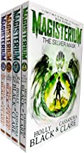 Magisterium series 4 books collection set by cassandra clare and holly black