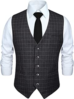 Uomini Formali Business Spina Di Pesce Abito Da Sera Gilet Suit Smoking Gilet Casual