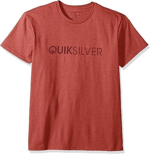 Quikargent T-Shirt Frontline Pour Homme, petit, Baked Apple Heather